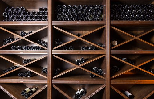 San Diego wine storage
