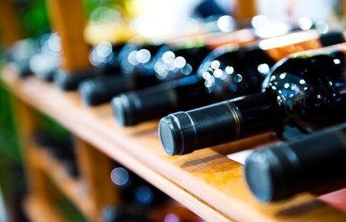wine storage facility